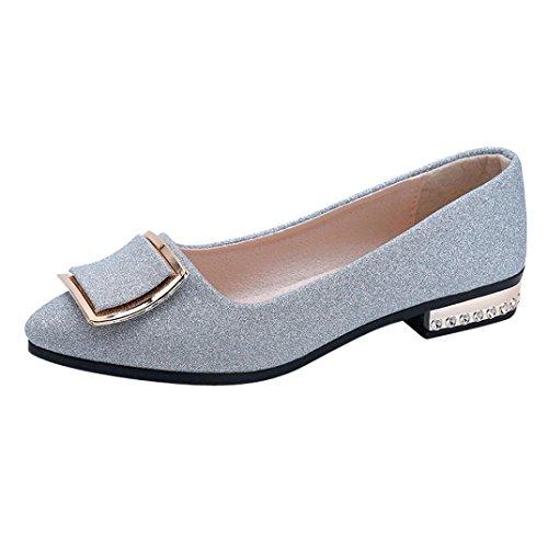Zapatos de Vestir para Mujer Otoño 2018 PAOLIAN Calzado de Dama de Fiesta con Tacón Ancho Cómodos...