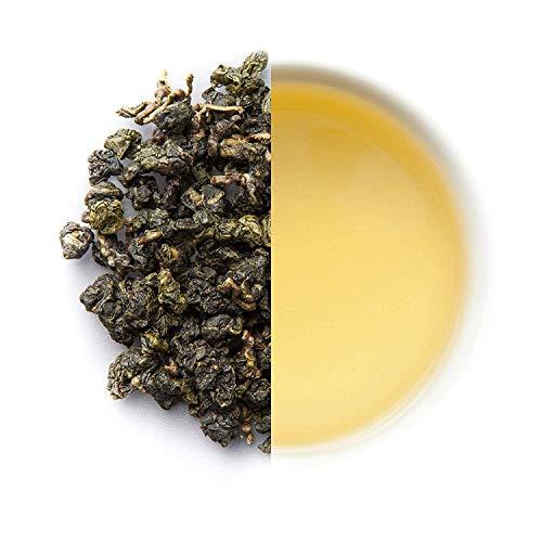 Organic Jin Xuan Oolong Taiwanesischer Tee - Oolong-Tee direkt vom Bauern aus Taiwan - cremig milchig, floral & fruchtig (200 Gramm)