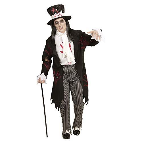 Zombie Party Kostüm - Widmann 05944 Erwachsenen Kostüm Zombie-Bräutigam, mens, XL