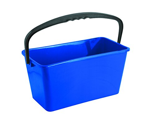 Discounted Cleaning Supplies Economy Windows Cleaners Utility Bucket, Blue, 12 L
