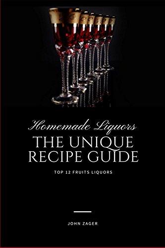 Homemade Liquors: The Unique Recipe Guide (English Edition)