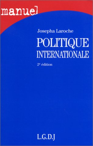 Politique internationale, 2e édition