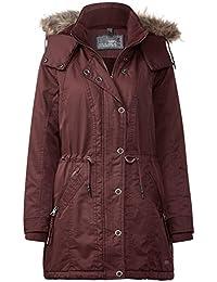 CECIL Damen Parka Style Jacke