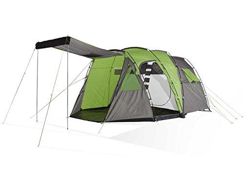 4 Personen Zelt Großraum- und Familienzelt Tunnelzelt