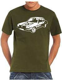 Youngtimer - Baureihe Ascona B T-Shirt S-5XL div. Farben