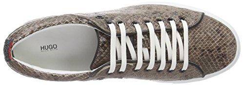 HUGO Corynna-S 10187690 01 Damen Sneakers Beige (open beige 282)