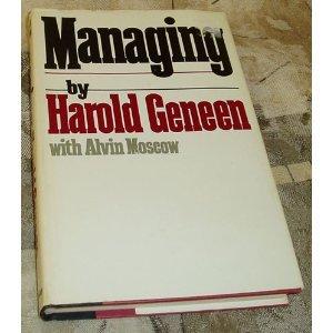 Managing por Harold Geneen