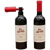 Lote de 20 Abrebotellas Botella Vino en Caja de Regalo - Abridores Bodas Hombres Detalles