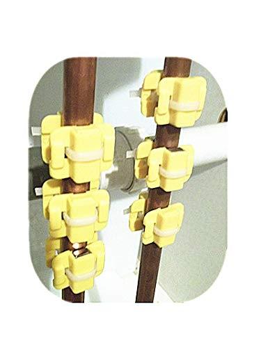 TurboMag 6Paar Magnetische, Wasserenthärter gegen Kalk-Entferner xt6