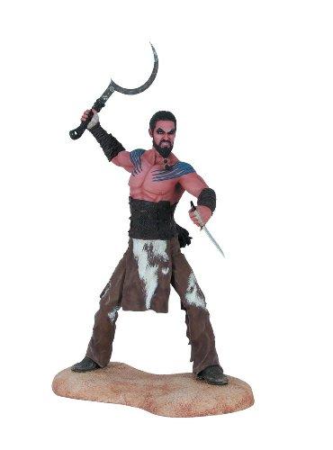 Game of Thrones - Khal Drogo, figura de 22 cm (Dark Horse SDTHBO20495)