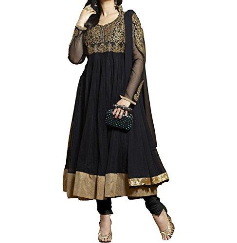 Premium choice anarkali dress for women party wear readymade