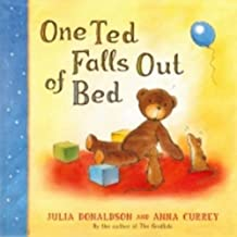 One Ted Falls Out of Bed by Julia Donaldson (2012-01-01)