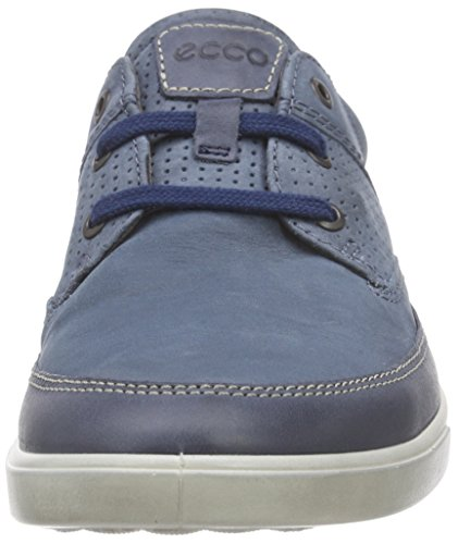 Ecco Collin, Derby Homme Bleu - Blau (MARINE/DENIM BLUE50638)