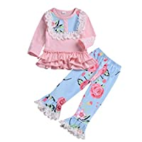 goodjinHH Baby Girl Clothes Set Toddler Kids Girls Sleeveless Tassel Tulle Backless Sequin Party Princess Dress