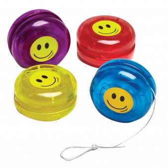 amscan 9902037Yo-Yos Spielzeug