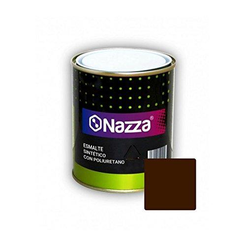 Esmalte Sintético Color Poliuretano Nazza - Tabaco