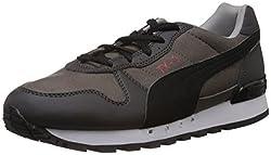 Puma Mens TX-3 Dark Shadow, Tarmac and Black Boat Shoes - 9 UK/India (43 EU)