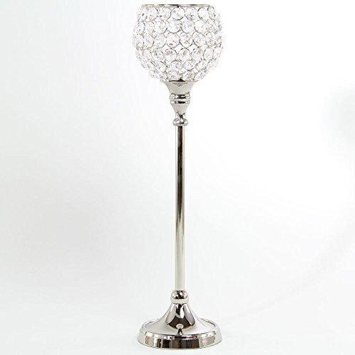 Bella portalume cristallo alto - 42 centimetri di