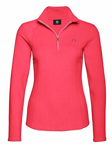 Bogner Damen First Layer Skishirt Madita Koralle - 38 (M)