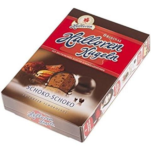 Halloren - Praline doppio cacao con pepite di cioccolato