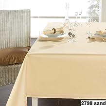 Mantel de granjero de Curt (table cloth) con diseño de 1514 de tamaño de 130 x 225 cm de colour blanco - 0000 más 8 de coloures y 12 tamaños disponibles