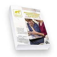 Rovi Premium Parlak Fotoğraf Kağıdı 300gsm 50yp A4