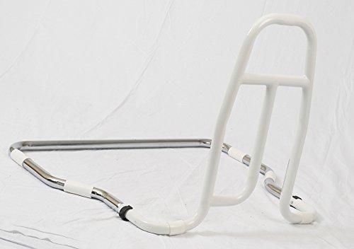 41HHhG%2B%2BNSL - NRS Healthcare M76321 - Accesorio de cama para el levantamiento de los enfermos, color blanco