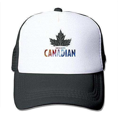 huseki-cool-molson-canadian-trucker-mesh-gorra-de-beisbol-tiene-black