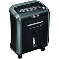 Fellowes 79Ci - Destructora trituradora de papel, 16 hojas, color negro
