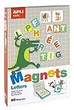 APLI Kids Juego magnético, Letras