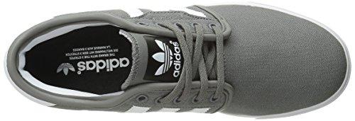 Turnschuhe RunWht Leinwand Adidas Seeley Black1 Seeley Adidas MidCin wtIvYq