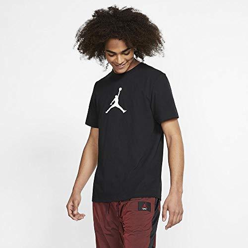 valor por dinero mejor sitio niño Nike Icon 23/7 tee SPSU19 T-Shirt de Baloncesto, Hombre, Black/White, L
