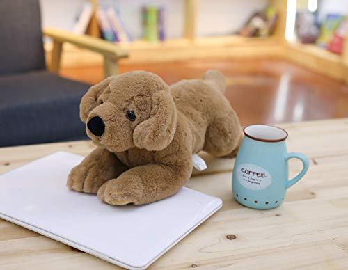 Labrador Plush Toy Dog Simulation Dog Golden Retriever Dog Cute Doll Doll 60Cm -
