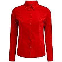 rotes hemd damen