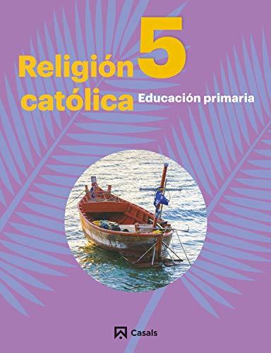 Religión Católica 5 Primaria Andalucía - Extremadura 2019