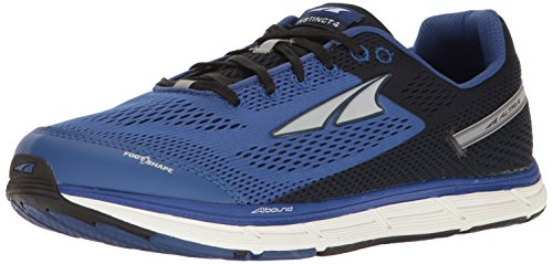 Altra Men's Instinct 4 Running Shoe Royal Blue/Black 13 M US