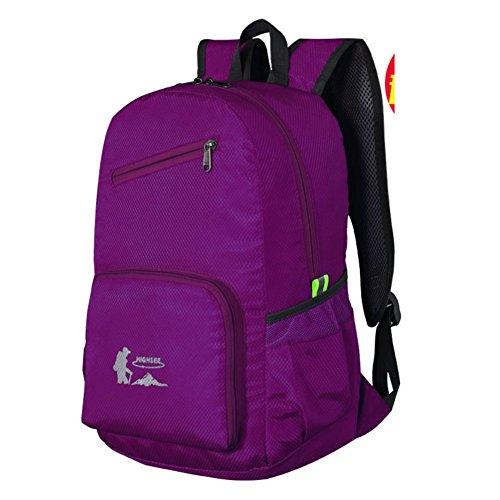 Liebhaber des Outdoor-Bergsteigen-Tasche/Faltbar/ Ultralight Rucksack G