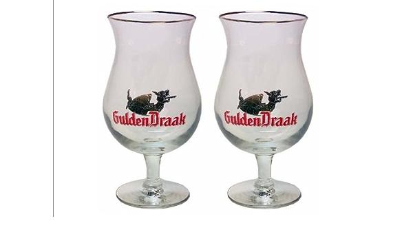 Verre Gulden Draak 33cl lot de 2 verres