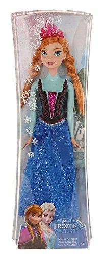 y Princess Märchenglanz Prinzessin Anna Puppe (Anna Und Elsa Puppen Von Disney)