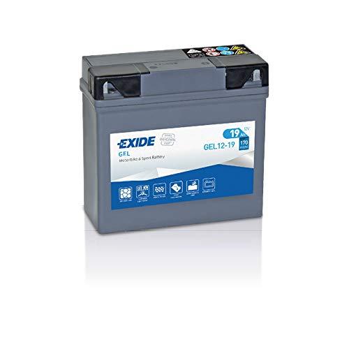 Batería de gel 12v para moto Exide 7072655