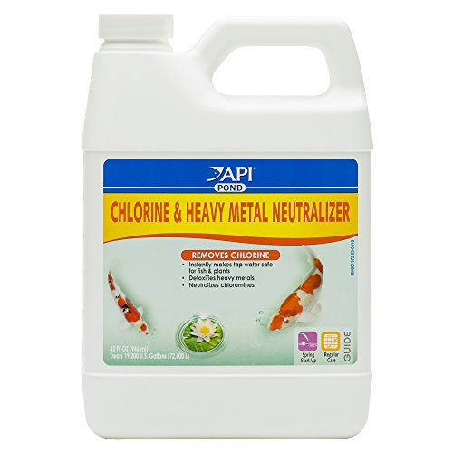 Pondcare Chlorine & Metal Neutralizer 32oz