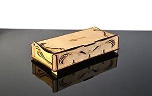 E-Raptor S era93695-Tarjeta Juegos, Board Game Storage Boxes, Token L, Elven