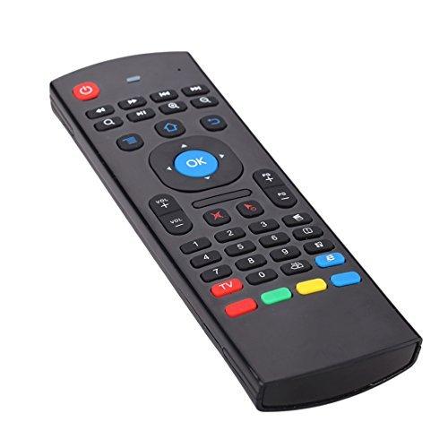 TOOGOO Portable 2,4G Mx Iii Tv-Box Fernbedienung Tastatur Fernbedienung Air Mouse Für -Pc Htpc Android Tv-Box