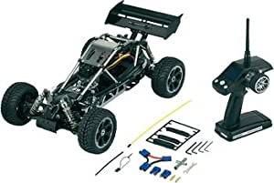 Buggy brushless 4WD RtR 1/8 Reely Alu Fighter-Modèles réduits de voiture RC