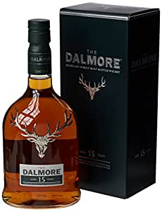 Dalmore 15 Year Old Single Malt Whisky (1 x 0.7 l)