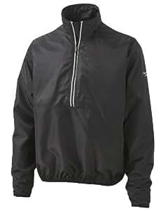 Calvin Klein Golf Men's Park Avenue Windbreaker - Black, X-Large