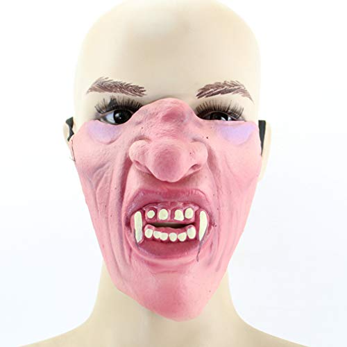 Lan Ting Light Party Latex Masken perfekt für -
