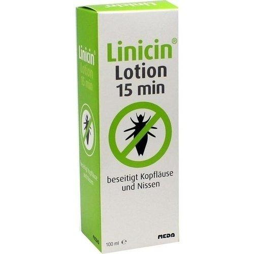 Linicin 15 min Lotion, 100 ml