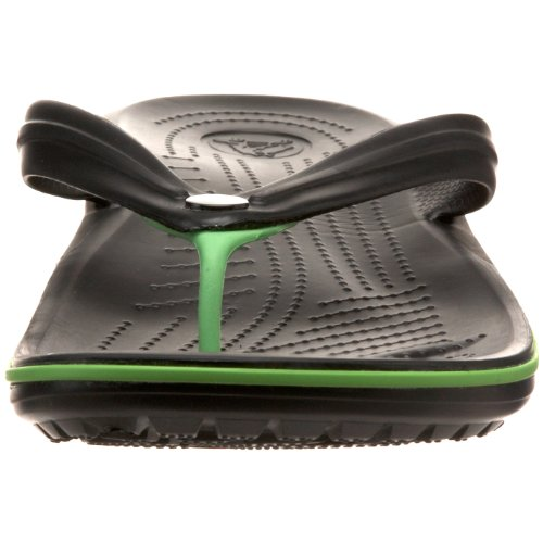 Crocs Crocband Flip, Tongs mixte adulte Noir