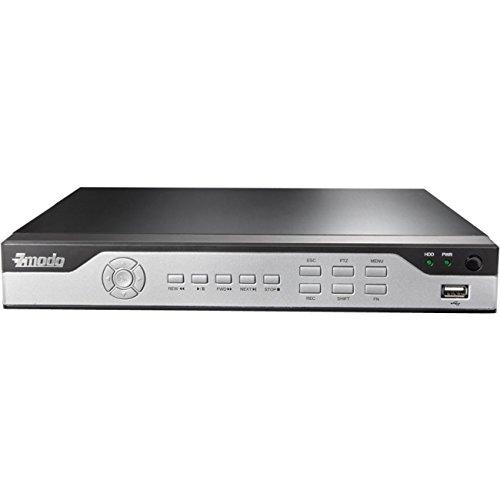 ZMODO 8Kanal H.264960H Sicherheit DVR & QR Scan Fernzugriff